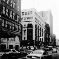 Hochschild Kohn...surrounded by Hecht Company on the left and Hutzler's to the right...corner of Howard and Lexington Streets