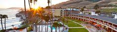 SeaCrest OceanFront Hotel Pismo Beach, CA - Pet Friendly
