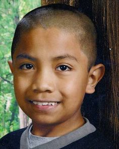 """Missing Boy: Luis Encarnacion --CA-- 09/11/2011;  Age at time of disappearance:  7  Sex:  Male  Race:  Hispanic  Hair:  Black  Eyes:  Brown  Height:  4'0"""" (122 cm)  Weight:  60 lbs (27 kg)  Missing From:  ARVIN  CA  Luis and Mariel were last seen at home on September 11, 2011 at approximately 10:00 p.m. They may be in the company of their father, Maico Lopez. A felony warrant is on file for Maico.     ANYONE HAVING INFORMATION SHOULD CONTACT  Arvin Police Department (California) 1-661-854-5583"""