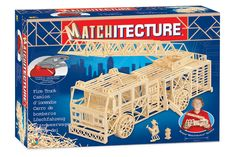 The Matchitecture Eiffel Tower kit 6611 is a great craft kit for the intermediate matchstick modeller. Many other quality matchstick models available. Matchstick Craft, Hobby Kits, Model Maker, Boat Kits, Spanish Language Learning, Fire Engine, Models, Family Games, Vinyl Lettering