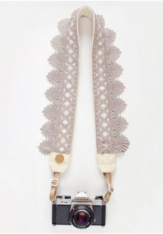 Washed Ashore Camera Strap By Bloom Theory