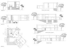 Casa Fisher, Fisher House, Louis Kahn