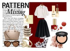 """""""Dotty palm trees"""" by thatstrueblue on Polyvore"""