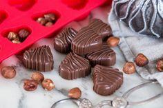 Trillingnöt – Recept på trillingnöt | Fredriks fika Fika, Fudge, Nutella, Pudding, Sweets, Cookies, Desserts, Christmas Ideas, Crack Crackers