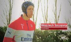 Polski bramkarz założył charakterystyczny czepek • Wojciech Szczęsny po przyjściu Petra Cecha biega z nowym atrybutem • Zobacz foto >> #szczesny #arsenal #football #soccer #sports #pilkanozna #funny