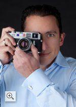 2003 - Marc Lorenz übernimmt die Geschäftsleitung des Fotohauses Preim.