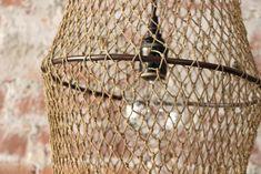 Fishing Net Pendant - Sticks & Bricks