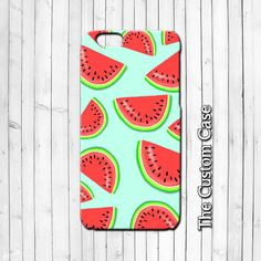 Hey, I found this really awesome Etsy listing at https://www.etsy.com/listing/232845482/watermelon-iphone-case-food-phone-case