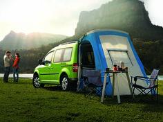 VW Caddy Maxi