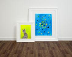 EDDE is an art studio & online shop based in Ireland and Belgium. We design affordable fine art prints and paintings for you. Hare, Interior Inspiration, Giclee Print, Print Design, Fine Art Prints, Shots, Interior Design, Painting, Home Decor