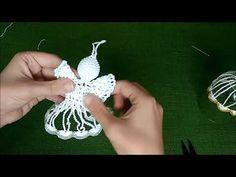 YouTube Crochet Christmas Ornaments, Christmas Decorations, Holiday Decor, Crochet Circles, Decor Crafts, Tatting, Make It Yourself, Tube, Art