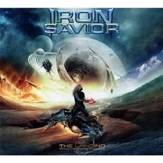 The Landing (Ltd.Digipak) - Iron Savior: Amazon.de: Musik
