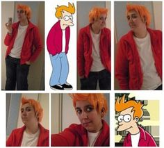Futurama - Fry Cosplay by Eric--Cartman on deviantART