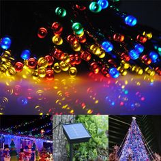 Solar-Powered-Lights-20m-30m-LED-Flexible-Fairy-String-Garden-Outdoor-Party-Xmas