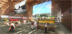 Coffee Cluster - Milan, Expo 2015