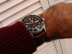 The Black Mako - orientwatchusa.com/em65001b