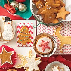 Christmas Cookie Recipes | Our Favorite Christmas Cookies | CookingLight.com