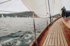 Sail Classic - Gilla 1951 by Spaziofotografico on @creativemarket