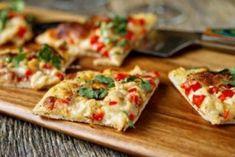 Нежнейшая пицца без муки: польза в каждом кусочке!