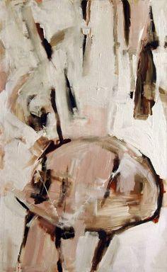 "Saatchi Art Artist Jan Valer; Painting, ""Still life #1 (the table, the chair & the coat)"" #art"