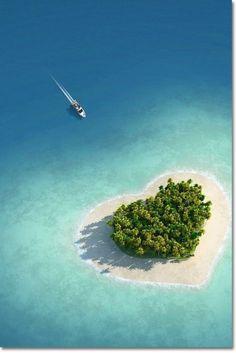 Heart Island <3