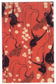 "I have all these terrific ""Art Deco Textiles"" which I believe are from one of…"