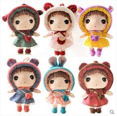 Barato Princesa boneca de brinquedo de pelúcia boneca de brinquedo da boneca de pano presente do dia da criança, Compro Qualidade Bonecas diretamente de fornecedores da China: bem-vindo à loja de annaMaterial: plushtamanho: 35 cm