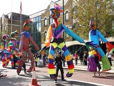 Hackney One Carnival 2011, via Flickr.