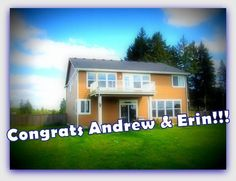 CONGRATULATIONS to New Home Buyers Andrew & Erin!!!  Thank you for allowing us to work with your family on your purchase, we are SO very excited for you!!! Your plans for the house are going to look amazing. :)  Qualls Team Real Estate: www.QuallsRealEstate.com  #congrats   #thankyou   #weloveourclients   #rochesterhomes   #rochesterrealestate   #warealestate   #PNW   #investinyou   #goodinvestment   #goodbuys   #quallsteam   #quallsrealestate