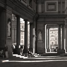 eccellenze-italiane:  Gli Uffizi