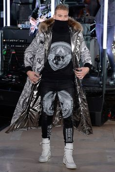 NYFW: Philipp Plein Fall/Winter 2017 Show Features Young Thug, Desiigner And Fetty Wap