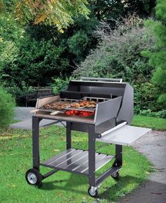 Barbecues op hout - Fontana Forni