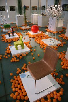 Richard Hutten at the Design Museum Gent in Belgium.
