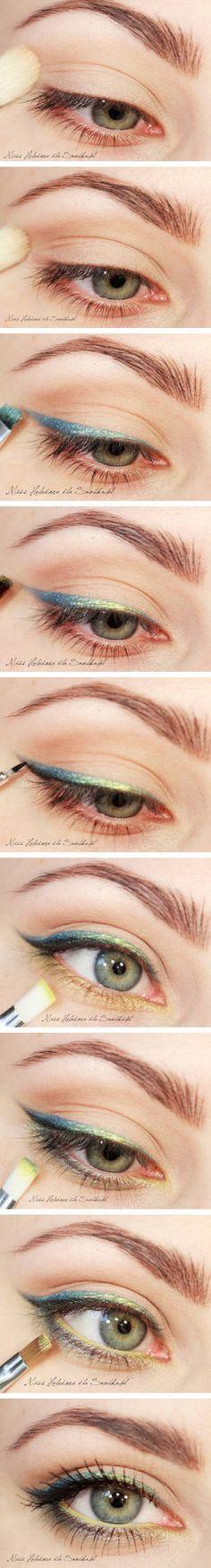 chameleon eye line