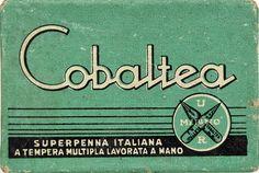 Letterology: 20th C Italian Pen Nib Packaging