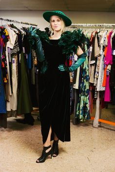 How To Thrift 6 Super-Easy Halloween Costumes  #refinery29 - Clue characters
