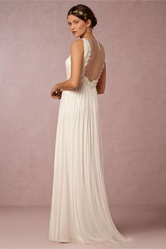 BHLDN SS 2015  Avril Gown