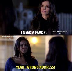 Wrong adress, Hahaha