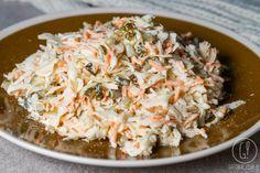 gotować! - Surówka z kapusty z ziołami