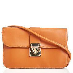 Flap Top Mini Crossbody Bag