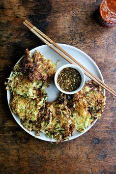cabbage pancakes