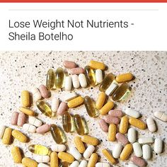 Lose weight without compromising your health. Think longterm.    http://www.sheilabotelho.com/lose-weight-not-nutrients/  #loseweight #propernutrition #micronutrients #wellnesscoach #healthblog #Toronto #Ontario #vibrantlife