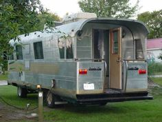 "vintage-trailer: ""1964 Ford Streamline Motor Car Lodge """