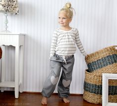 sewing just the pants pattern from the Ash Jumpsuit - SEWING FOR FUN