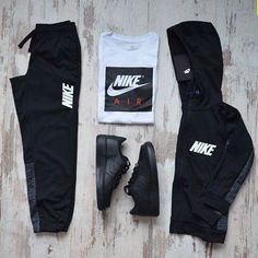 Mens Fashion Stores Near Me Swag Outfits Men, Tomboy Outfits, Tomboy Fashion, Nike Outfits, Trendy Outfits, Fashion Outfits, Womens Fashion, Hype Clothing, Mens Clothing Styles
