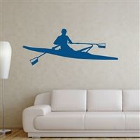 Crew Boat Removable ChalkTalkGraphix Wall Decal, coolest crew wall stickers