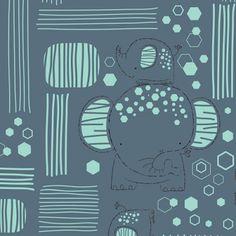 print & pattern: BLUE PRINT NYC - andrea turk