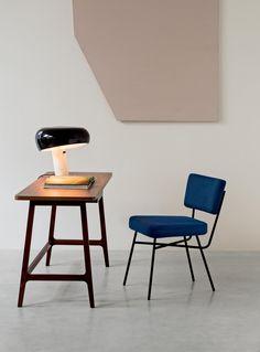 arflex - Ponti desk design Claesson Koivisto Rune - Elettra chair design…
