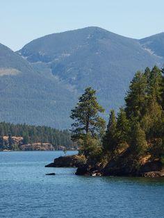Flathead Lake - Montana - USA (von Jim Bauer)