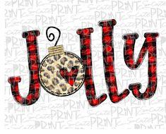 Christmas, Jolly buffalo plaid christmas ornament, Christmas design for sublimation printing, Christmas PJ design, Christmas shirt design Buffalo Plaid Christmas Ornaments, Christmas Shirts, Christmas Crafts, Christmas Items, Christmas Clothing, Christmas Clipart, Christmas Stickers, Sublimation Paper, Personalized T Shirts